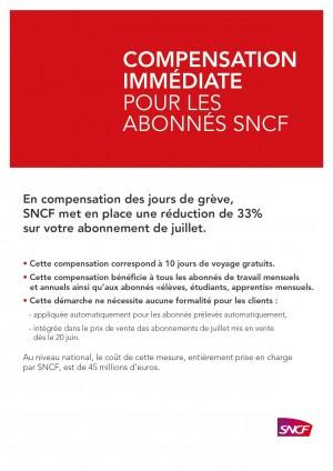 Compensations Auvergne