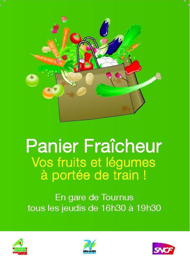 Panier Fraicheur