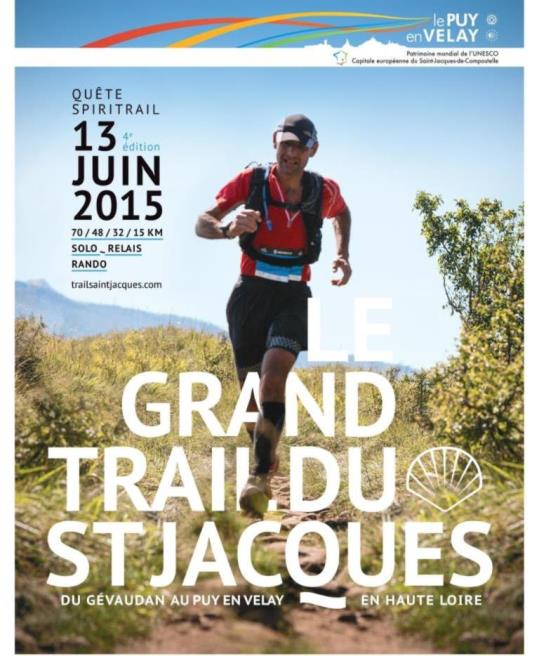 Trail du St Jacques 2015