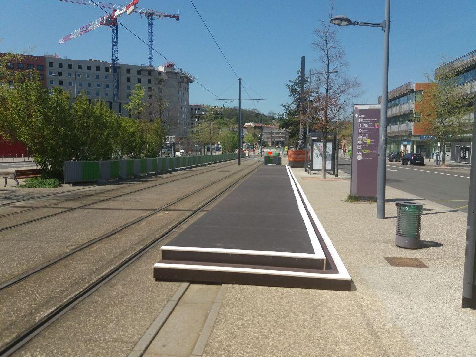 a ch teaucreux retour des tram stas t2 et t3 partir du lundi 23 avril lignes de st tienne. Black Bedroom Furniture Sets. Home Design Ideas