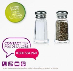 Contact TER