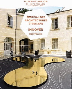Festival architecture Montpellier