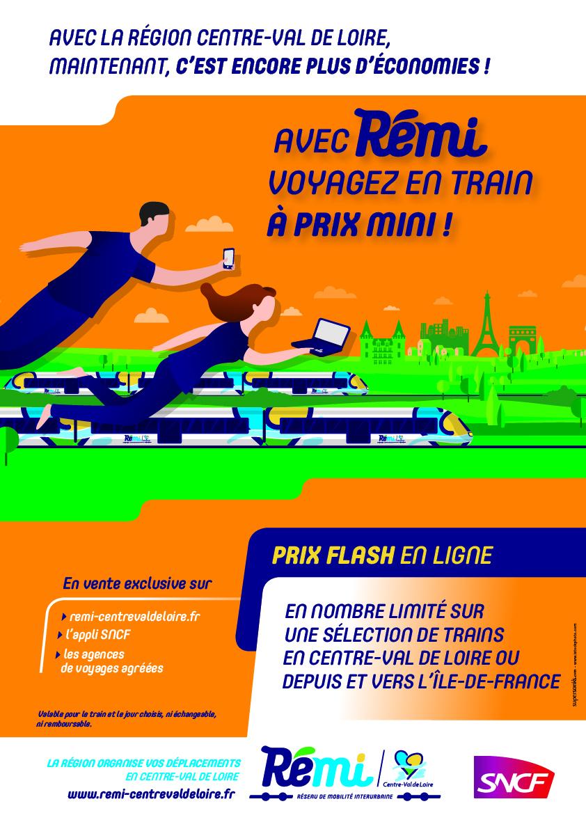 Remi La Nouvelle Gamme Tarifaire De La Region Centre Val