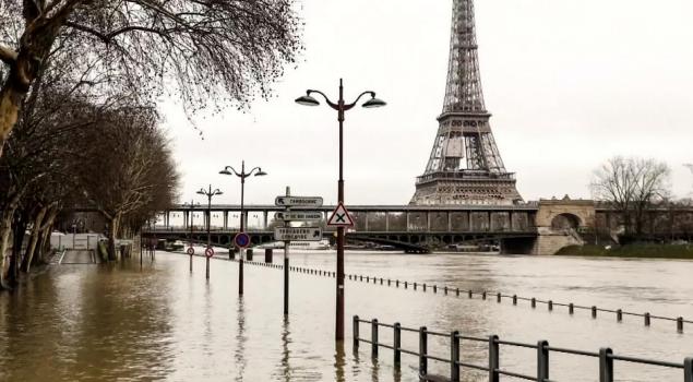 Quelques infos sur les inondations en le de france - Taxe sur les bureaux en ile de france ...