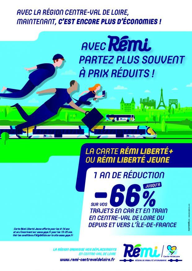 Carte Reduction Bourgogne Liberte.La Nouvelle Gamme Tarifaire Ter Centre Val De Loire Tours