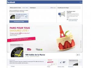 page facebook VDM